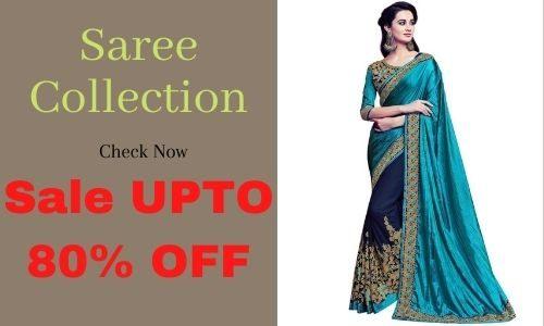 Saree Collection Sale